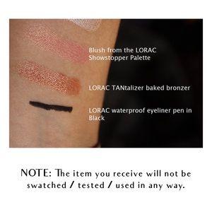 LORAC Makeup - LORAC TANtalizer® Baked Bronzer (TRAVEL SIZE)